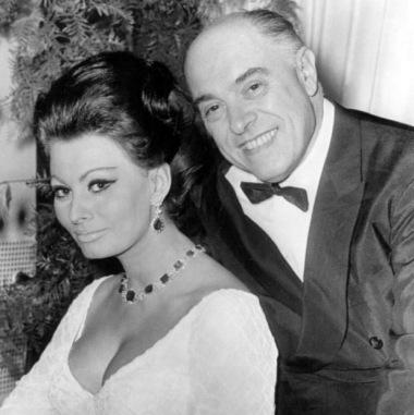 Sophia-Loren-Carlo-Ponti-Doctor-Zhivago-premiere